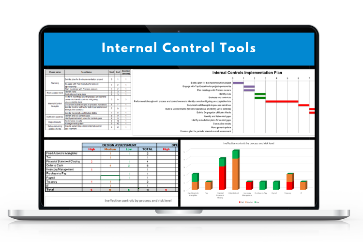 Internal COntrol Tools