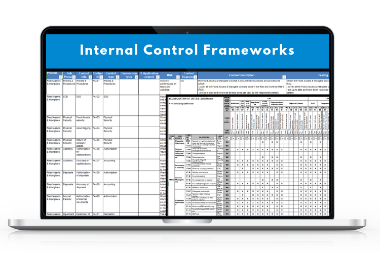 Internal control Frameworks