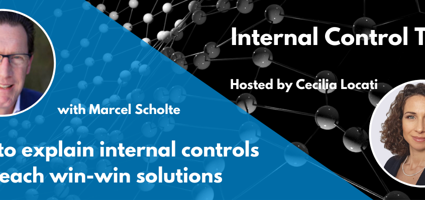 explain internal controls and reach winwin solutions